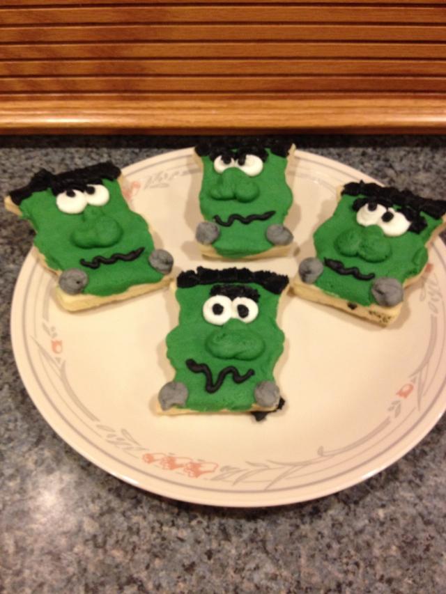 Frankencookie!